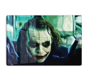 The Joker HD Metal Print