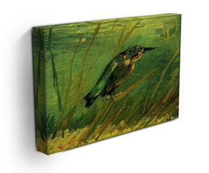 The Kingfisher by Van Gogh Canvas Print & Poster - Canvas Art Rocks - 3
