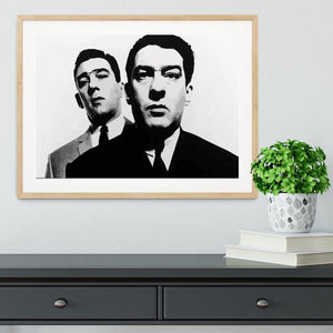 The Kray Twins Framed Print - Canvas Art Rocks - 3