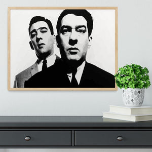 The Kray Twins Framed Print - Canvas Art Rocks - 4
