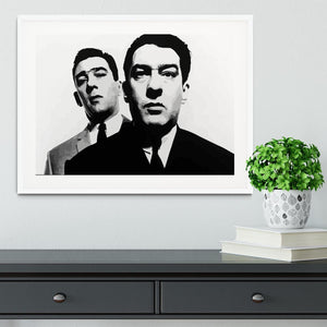 The Kray Twins Framed Print - Canvas Art Rocks - 5