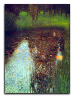 The Marsh by Klimt Canvas Print or Poster  - Canvas Art Rocks - 1