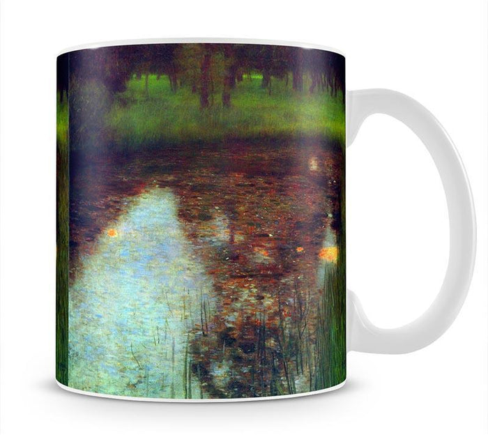 The Marsh by Klimt Mug