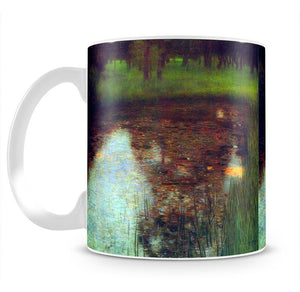 The Marsh by Klimt Mug - Canvas Art Rocks - 2