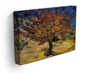 The Mulberry Tree by Van Gogh Canvas Print & Poster - Canvas Art Rocks - 3