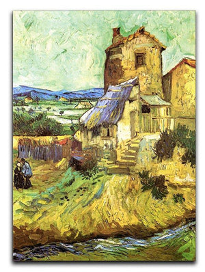 The Old Mill by Van Gogh Canvas Print & Poster  - Canvas Art Rocks - 1