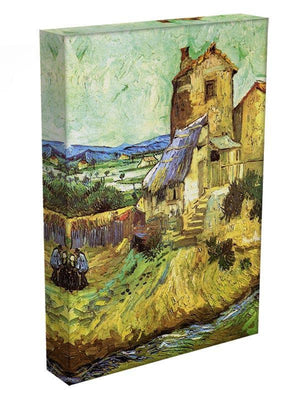 The Old Mill by Van Gogh Canvas Print & Poster - Canvas Art Rocks - 3