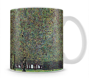 The Park by Klimt Mug - Canvas Art Rocks - 1