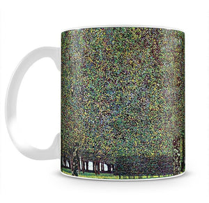 The Park by Klimt Mug - Canvas Art Rocks - 2