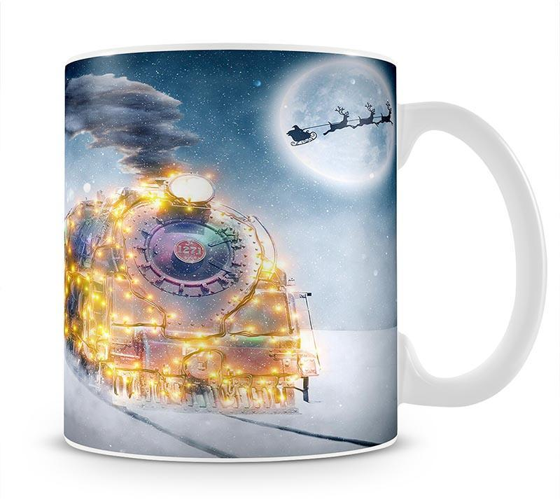 The Polar Express Mug - Canvas Art Rocks - 1