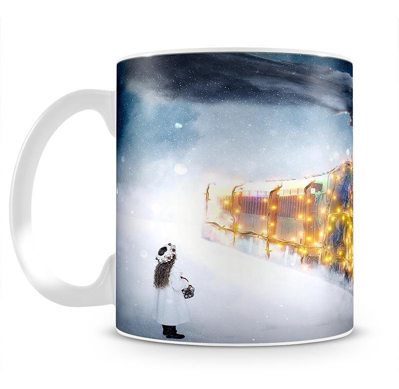 The Polar Express Mug - Canvas Art Rocks - 2