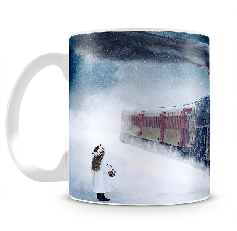 The Polar Express Version 2 Mug - Canvas Art Rocks - 2