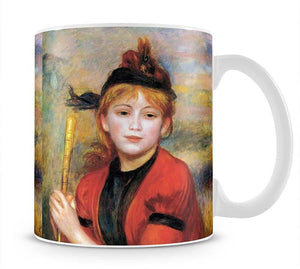 The Rambler by Renoir Mug - Canvas Art Rocks - 1