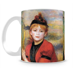 The Rambler by Renoir Mug - Canvas Art Rocks - 2