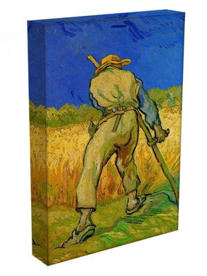The Reaper by Van Gogh Canvas Print & Poster - Canvas Art Rocks - 3