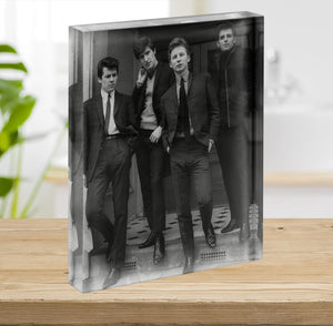 The Searchers in a doorway Acrylic Block - Canvas Art Rocks - 2