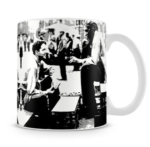 The Shawshank Redemption Mug - Canvas Art Rocks