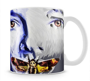 The Silence of the Lambs Mug - Canvas Art Rocks - 1
