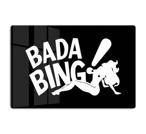 The Sopranos Bada Bing HD Metal Print