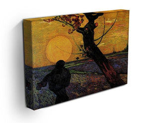 The Sower 2 by Van Gogh Canvas Print & Poster - Canvas Art Rocks - 3