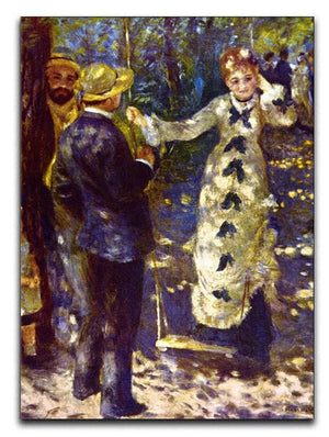 The Swing by Renoir Canvas Print or Poster  - Canvas Art Rocks - 1