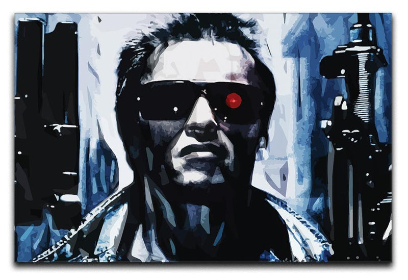 The Terminator Print - Canvas Art Rocks - 1