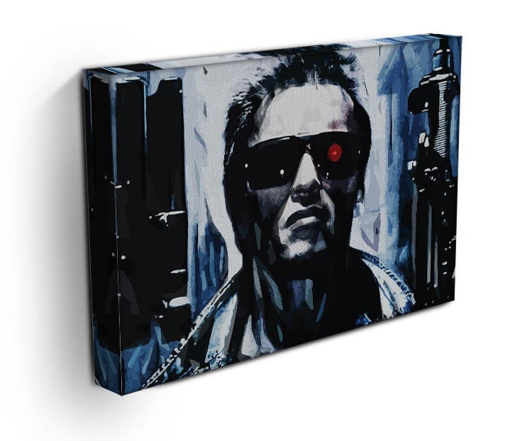 The Terminator Print - Canvas Art Rocks - 3