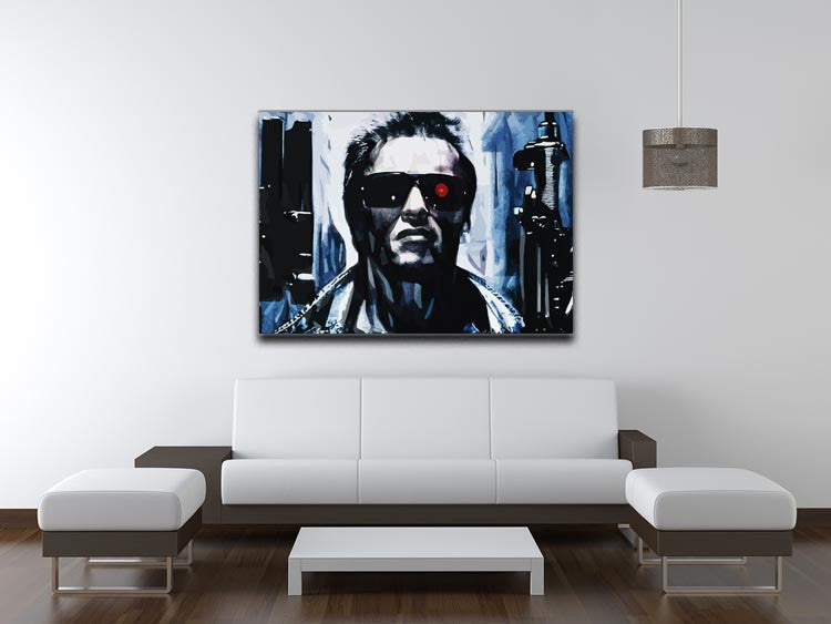 The Terminator Print - Canvas Art Rocks - 4