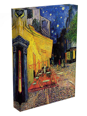The Terrace Cafe by Van Gogh Canvas Print or Poster - Canvas Art Rocks - 3