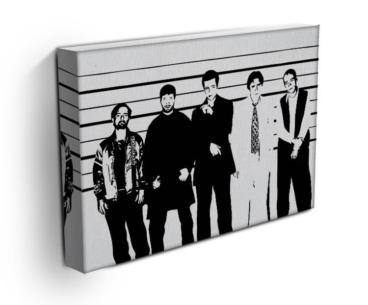 The Usual Suspect Print - Canvas Art Rocks - 3