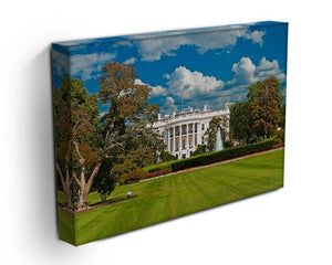 The White House the South Gate Canvas Print or Poster - Canvas Art Rocks - 3