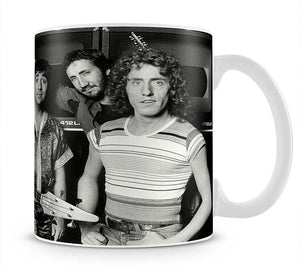 The Who 1977 Mug - Canvas Art Rocks - 1