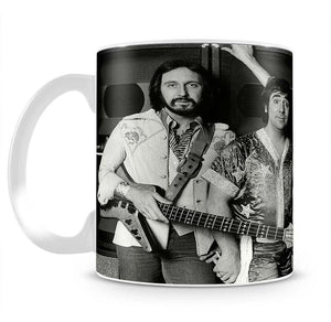 The Who 1977 Mug - Canvas Art Rocks - 2