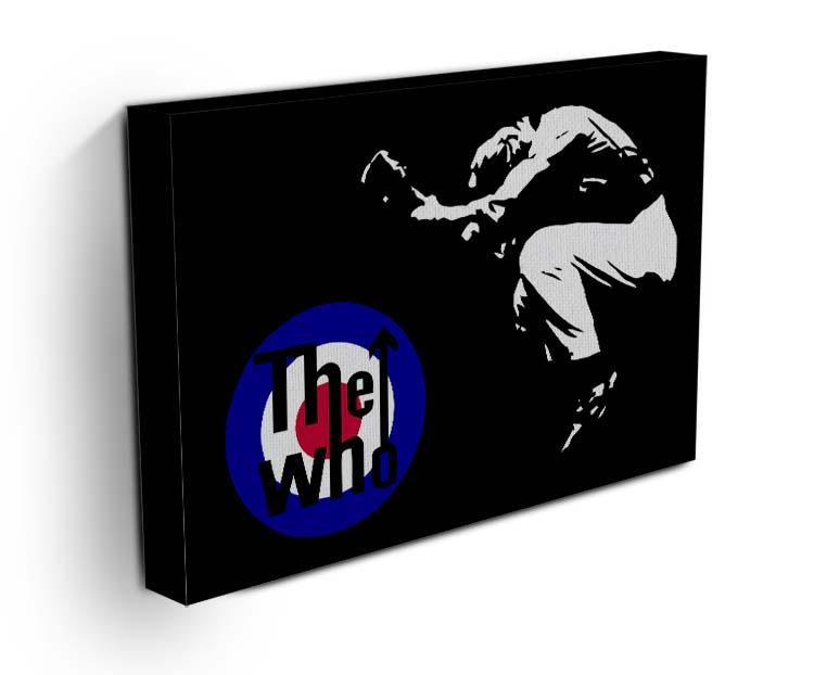 The Who Mod Target Canvas Print or Poster