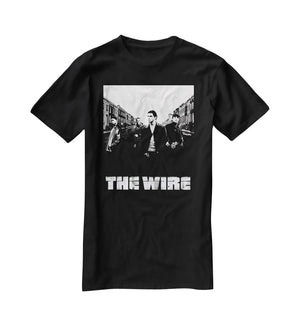 The Wire T-Shirt - Canvas Art Rocks - 1