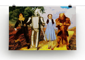 The Wizard Of Oz Print - Canvas Art Rocks - 2