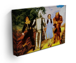 The Wizard Of Oz Print - Canvas Art Rocks - 3