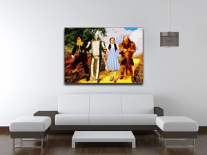 The Wizard Of Oz Print - Canvas Art Rocks - 4