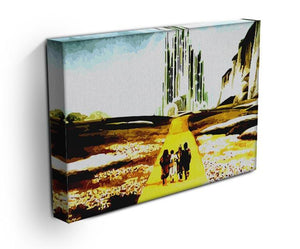 The Wizard Of Oz  Yellow Brick Road Print - Canvas Art Rocks - 3