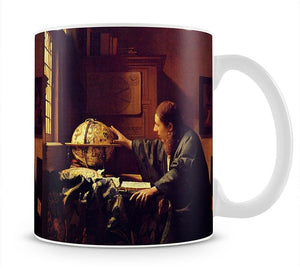 The astronomer by Vermeer Mug - Canvas Art Rocks - 1