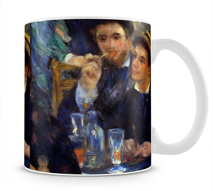 The ball in the Moulin de la Galette detail by Renoir Mug