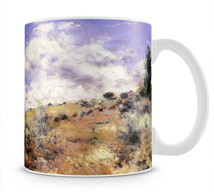 The blast by Renoir Mug - Canvas Art Rocks - 1