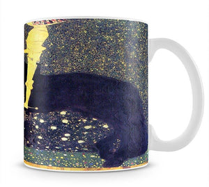 The life of a struggle The Golden Knights by Klimt Mug - Canvas Art Rocks - 1