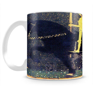 The life of a struggle The Golden Knights by Klimt Mug - Canvas Art Rocks - 2