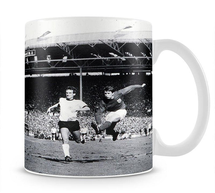 They think its all over Geoff Hurst Goal Mug
