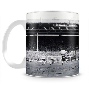 They think its all over Geoff Hurst Goal Mug - Canvas Art Rocks - 2