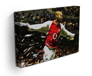 Thierry Henry Legend Canvas Print or Poster