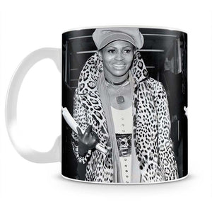Tina Turner in leopard Mug - Canvas Art Rocks - 2