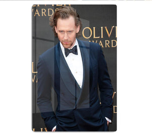 Tom Hiddlestone HD Metal Print - Canvas Art Rocks - 1