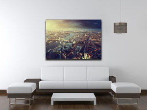Tower Bridge in sunset time Canvas Print or Poster - Canvas Art Rocks - 4